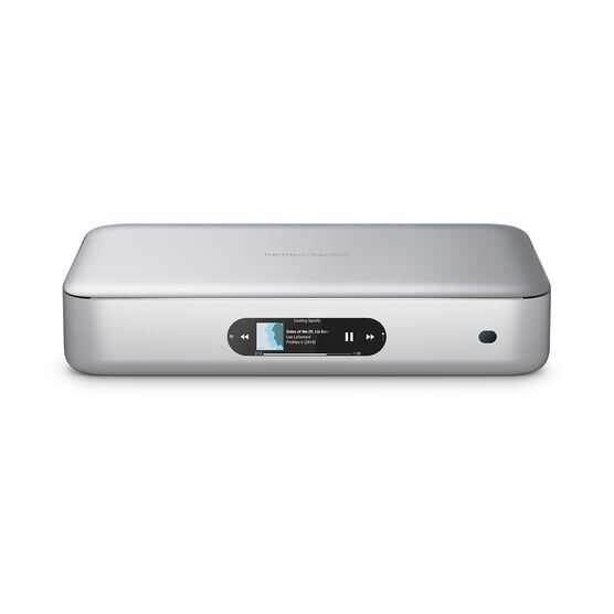 Harman Kardon Citation Adapt - Grey - The compact wireless digital AV  adapter - Front